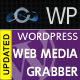 Web Media Grabber WordPress Plugin - Media Extractor for WordPress